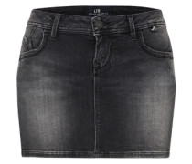 Jeansmini 'Andrea' black denim