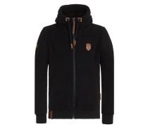 Zipped Jacket 'Mach Et Otze' schwarz
