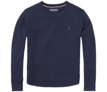Pullover »Ame Basic Sweater« navy