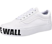 'Old Skool' Sneakers schwarz / weiß