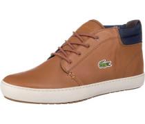 'Ampthill Terra' Sneakers ocker / dunkelbraun