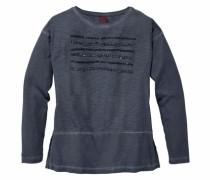 s.Oliver RED Label Junior Langarmshirt taubenblau