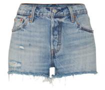 '501' Shorts blau