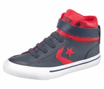 Sneakers 'Pro Blaze Hi J' navy / neonrot