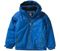 Winterjacke Huntersolid für Jungen blau