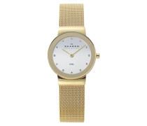"""Armbanduhr """"freja 358Sggd"""" gold"""