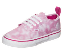 Authentic V Lace Tie Dye Sneaker Kleinkinder pink