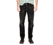 Scube Relaxed: Non-stretch-Denim