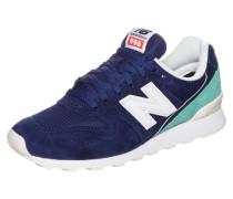 Wr996-Jp-D Sneaker Damen blau / türkis / weiß