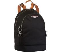 City Backpack Yaretzi Rucksack 34 cm schwarz