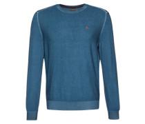 Pullover 'Daho' blau