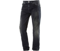 Slim Fit Jeans Herren Joshua grau