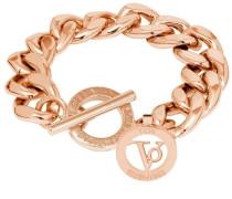 Armband »Small Flat chain Bracelet 1701.004« gold