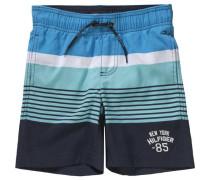 'Badeshorts' für Jungen blau