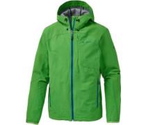 Men's Rokua Jacket Softshelljacke Herren blau / grün