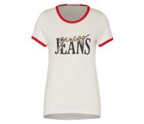 T-Shirt 'SS RN Originals' weiß