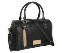 Handtasche 'Bauletto Minorca' schwarz