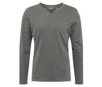 Shirt dunkelgrau / hellgrau