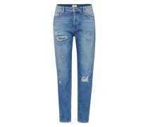 'sfroy Blue Camp' Boyfriend Jeans blue denim