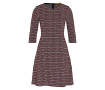 Kleid 'Dacoco' mischfarben / rot