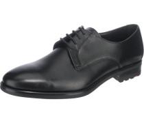 'Plaza' Business Schuhe schwarz