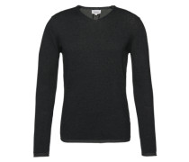 Pullover 'plated Pullover 9gg' schwarz