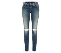 Skinny Fit Jeans 'Luz Pants' blue denim