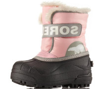 Commander Winterschuhe Kinder altrosa