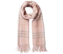 langer Schal pink