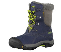 Winterstiefel Basin WP blau