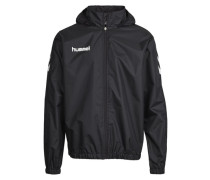 Allwetterjacke Core Spray Jacket 80822-7045 schwarz