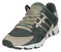 Niedrige Sneaker 'eqt Support RF' grün / weiß