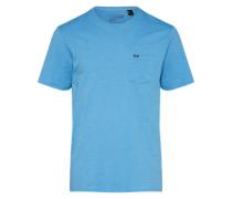 T-Shirt 'JACKs Base' hellblau