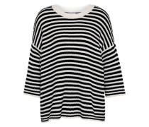 Pullover 'harley' schwarz / weiß
