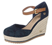Sandaletten nachtblau