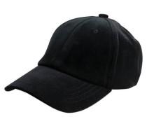 Klassische Cap schwarz