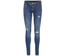 Skinny Fit Jeans blue denim