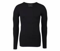 Langarm-Shirt schwarz
