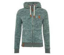 Zipped Jacket 'Mach Et Otze V' grün