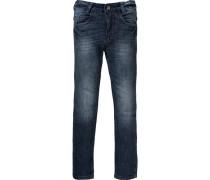 Jeans Matt für Jungen blau