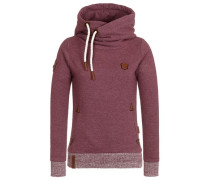 Hoody 'The Dark Side' bordeaux