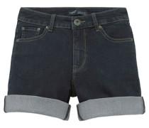 High-waist-Jeans »Jeansshorts High-Waisted« blau