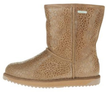 Schuhe Paterson Leopard braun