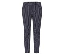 '5622 Elwood Uncovered' Mid Waist Jeans indigo / weiß