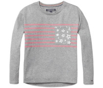 T-Shirt 'ame Girls Star CN Knit L/s'