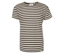 T-Shirt beige / mischfarben