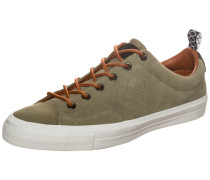 "Sneaker ""Star Player Premium Suede OX"" rostbraun / khaki"