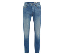 Slimfit Jeans blue denim