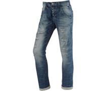 RivaTZ Sweat Jeans blau