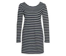 Kleid 'Damas 6385' weiß / blau